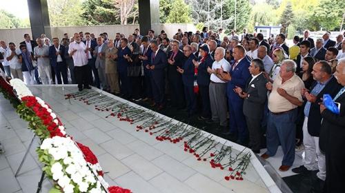 Menderes ve arkadaşlarının idamının 57. yılı