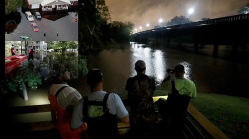 Florence Kasırgası 10 milyon kişiyi etkiledi
