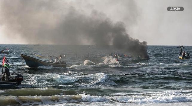 İsrailden Gazze ablukasını kırma girişimine müdahale