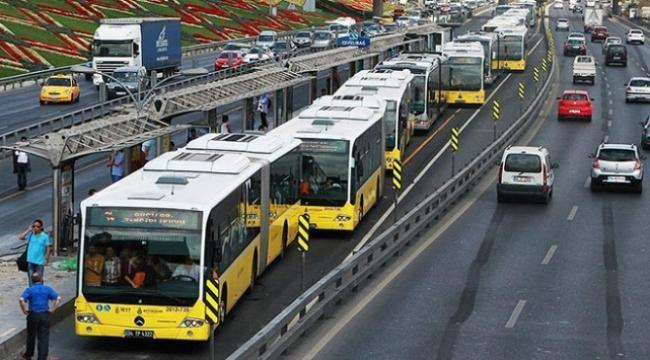 """İstanbul ulaşımına """"Avrupa Hareketlilik Haftası"""" indirimi"""