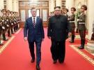 Güney Kore lideri Kuzey Kore'de