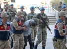 Suriye'de yakalanan 9 YPG/PKK'lı terörist tutuklandı
