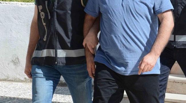 Balıkesirde FETÖ şüphelisi emekli polise gözaltı