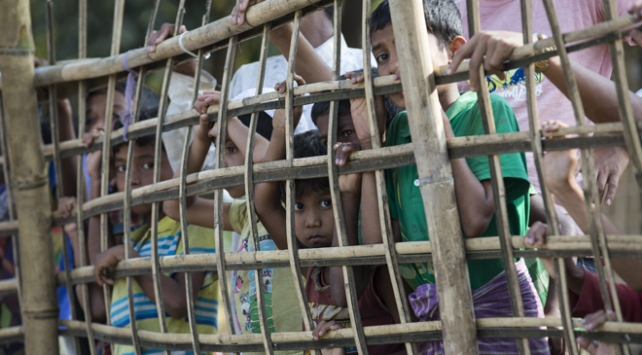 UCMden Myanmarın işlediği suçlara ön inceleme