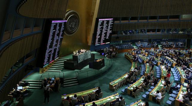Birleşmiş Milletlerden Türkiyeye teşekkür