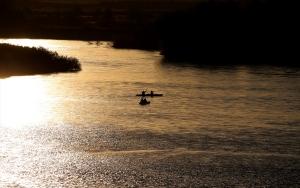 """Meriç Nehrinde """"gün batımı"""" turları"""