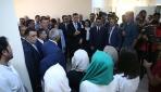 """Bakan Selçuk, Suriyeli öğrencilerden """"Türkiyem"""" şarkısını dinledi"""