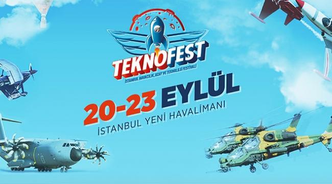 TEKNOFEST İstanbulda hazırlıklar son aşamaya geldi
