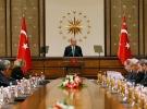 Cumhurbaşkanı Erdoğan ABD'li şirketlerin Türkiye temsilcileriyle buluştu