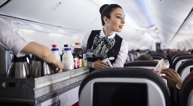 Türk Hava Yollarından business yolcularına yeni kolaylık