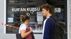 Almanyanın başkenti Berlinde Türk derneği kundaklandı