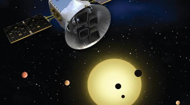 NASAnın TESS uydusu ilk öte gezegen keşfini yaptı