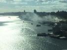 İstanbul Beşiktaş'ta yangın