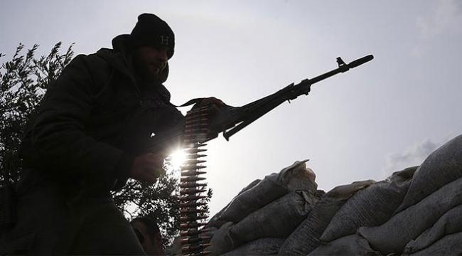 İdlib terörist grupların kuşatmasında
