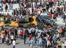 TEKNOFEST İstanbul'un ilk günkü etkinlikleri tamamlandı