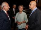 CHP Lideri Kılıçdaroğlu Enis Berberoğlu ile bir araya geldi
