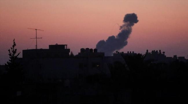 İsrail Gazzenin doğusunu bombaladı