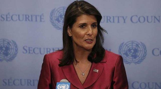ABDden İrana suçlama