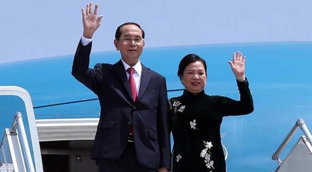 Vietnam Devlet Başkanı Quang hayatını kaybetti