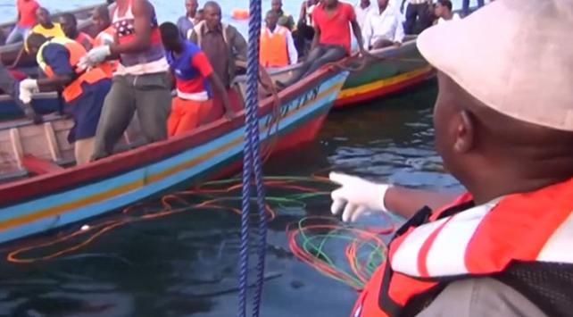 Tanzanyadaki feribot faciasında 100den fazla kişi öldü