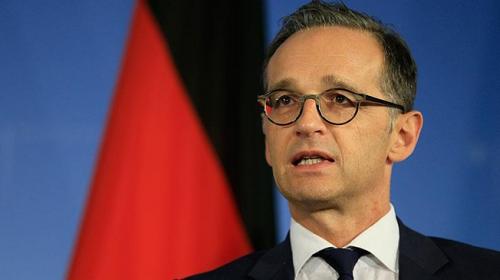 Almanya Dışişleri Bakanı Heiko Maastan Türkiyeye destek mesajı