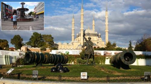 Bulgar turistlerin tatil için ilk tercihi Edirne