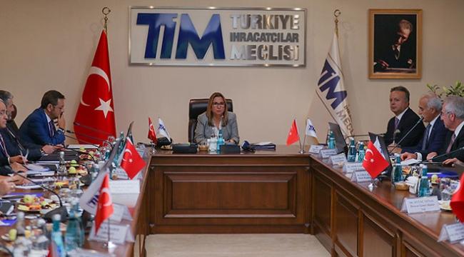 Ticaret Bakanlığı İstişare Kurulu toplandı