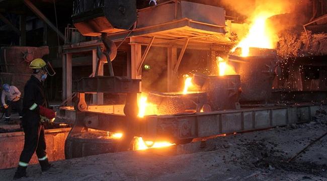 22 ülkeden 50 çelik devi İstanbulda buluştu