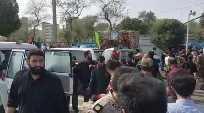 İran terör saldırısından ABDyi sorumlu tuttu