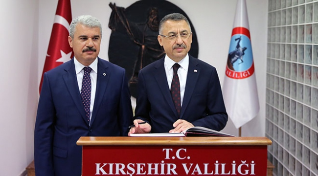 Cumhurbaşkanı Yardımcısı Oktay: Ekonomik manipülasyonu milletimizin desteğiyle aşacağız