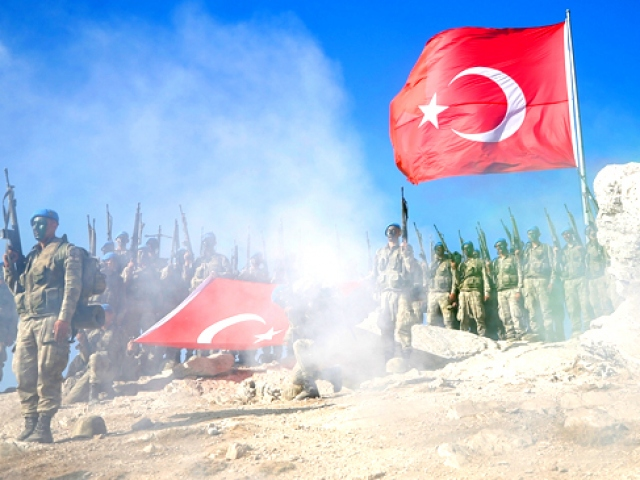 Terör örgütlerinin korkulu rüyası: Komandolar göreve hazır