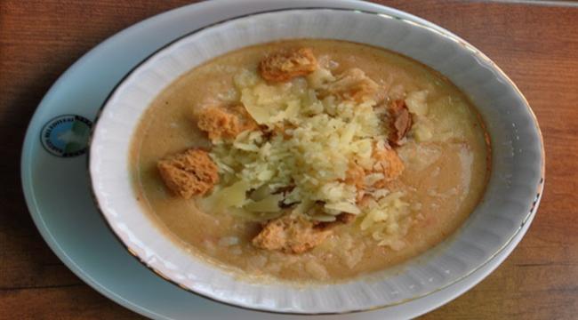 Tereyağı ile mısır ununu birleştiren lezzet: Pum Pum Çorbası