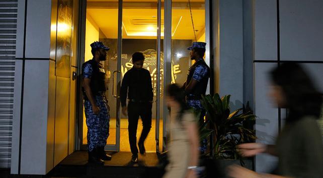 Maldivlerde muhalif devlet başkanı adayının ofisine baskın