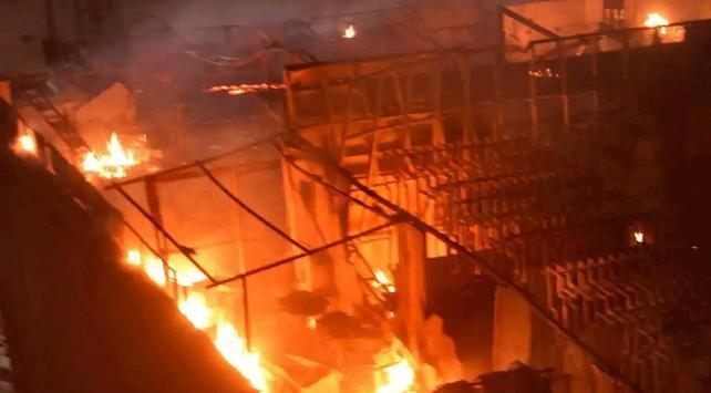 Hindistanda havai fişek fabrikasında patlama: 3 ölü