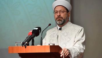 Diyanet İşleri Başkanı Erbaş: Din eğitimi olmadan din hizmeti olmaz
