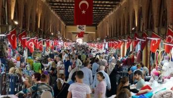 Edirnede Bulgar Bayramı hareketliliği