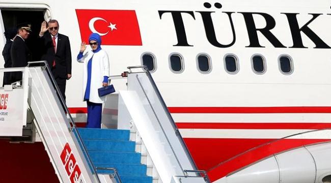Cumhurbaşkanı Erdoğan bugün ABDye gidiyor