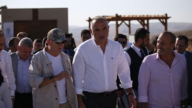 Kültür ve Turizm Bakanı Ersoy: Yeni bir turizm tanıtım ve yatırım programı hazırlıyoruz