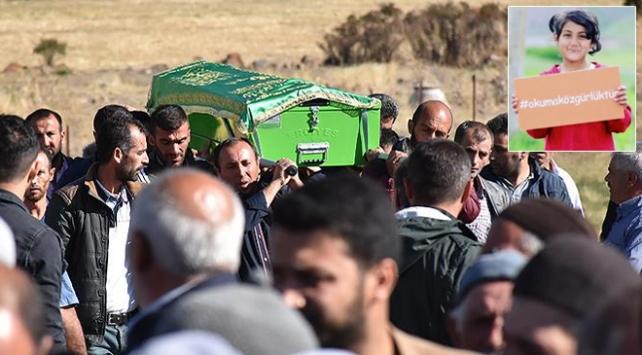 Karsta kaybolan Sedanurun cenazesi toprağa verildi