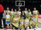 Diyabetli gençler ve çocuklar ünlü isimlerle basketbol maçı yaptı