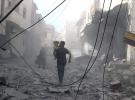 Suriye İnsan Hakları Ağı: ABD destekli koalisyon Suriye'de 2 bin 832 sivili öldürdü