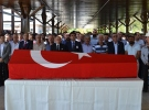 Görev başında vefat eden polis memuru Aksaray'da defnedildi