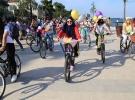 Ordu'da Süslü Kadınlar Bisiklet Turu yapıldı