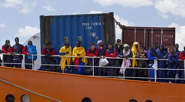 Panama, arama-kurtarma gemisi Aquariusun kaydını iptal edecek