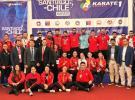 Milli sporculardan Karatede 12 madalya