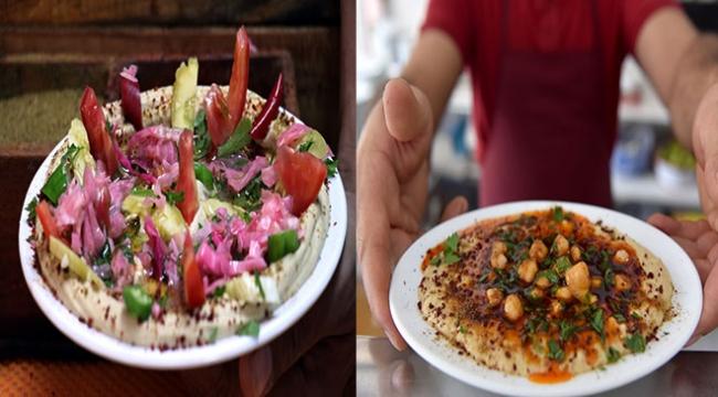 Hatay ve Tarsus mutfağından adı aynı sunumu farklı lezzet: Humus