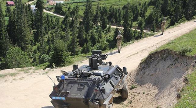 Karadenizde 9 ayda 7 PKKlı terörist etkisiz hale getirildi