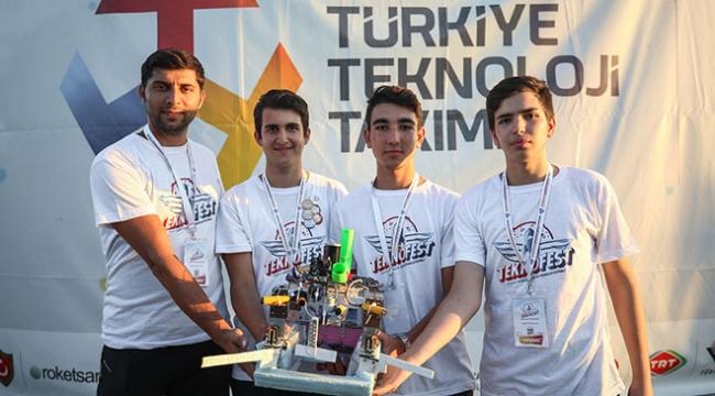 Fatih Sultan Mehmetten ilham aldılar, fetih robotu yaptılar