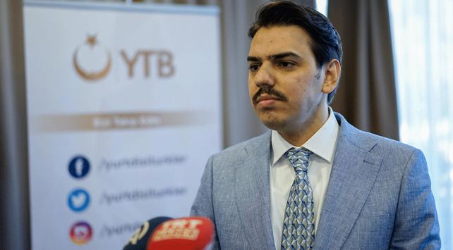 YTB Başkanı Abdullah Eren: Mezun dernekleri FETÖ ile mücadelede ciddi enstrüman