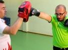 Eskişehir'de doktorlar günün stresini boks yaparak atıyor